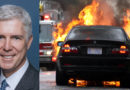 Hero Judge: Gorsuch Saves Car from Burning Child